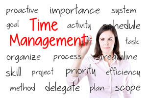 time management training in Kent
